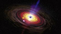 Gaura neagră din centrul galaxiei noastre înghite din ce în ce mai multă materie
