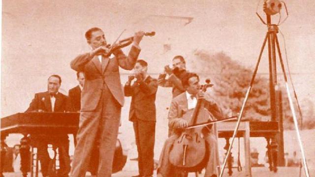 PORTRET | Grogoraş Dinicu – violonist legendar, ultimul lăutar al Bucureştiului boem