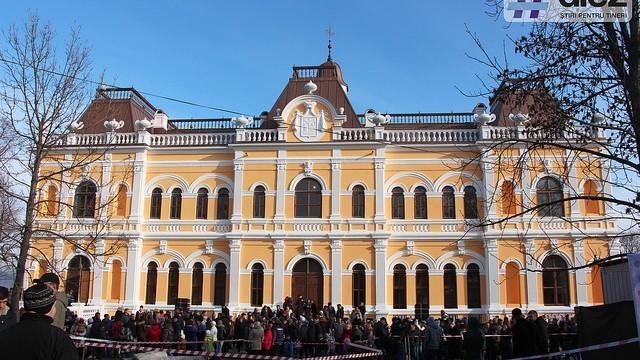 Două obiective turistice de la Conacul Manuc-Bey au fost finalizate