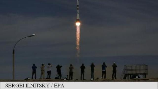 Capsula rusă Soyuz MS-04 a fost lansată cu succes spre Stația Spațială Internațională