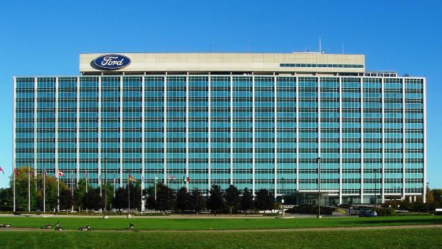 Ford Motor va concedia 10% din forța sa de muncă la nivel global