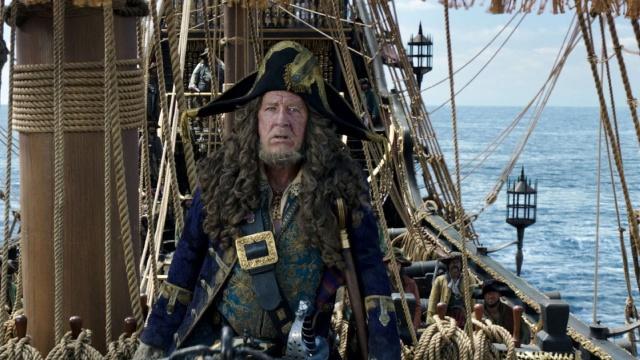 A cincilea film din ''Pirații din Caraibe'' ar fi fost furat de pirații informatici