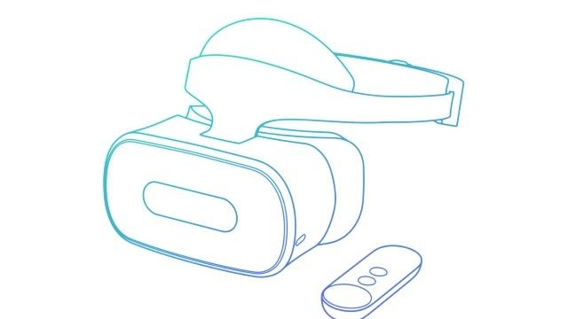 Lenovo şi Google colaborează pentru dezvoltarea unui headset VR complet autonom