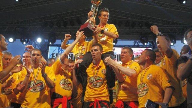 FC Viitorul a cucerit titlul de campioană a României la fotbal