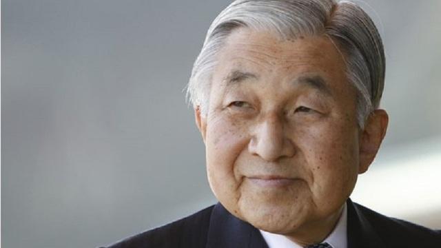 Împăratul Japoniei abdică la vârsta de 83 de ani