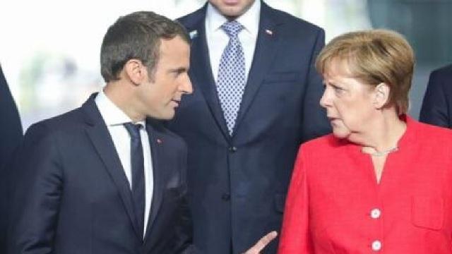 Le Point: Tandemul Franța-Germania are nevoie de coeziune (Revista presei internaționale)