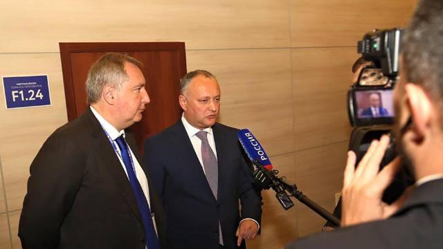 Strategia Moscovei: Rusia îl victimizează pe Dodon (Revista presei)