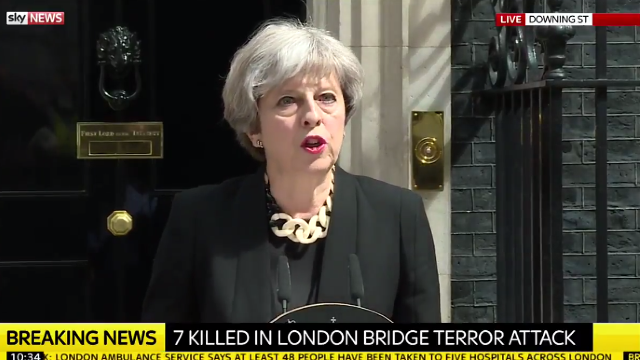 Marea Britanie | Alegerile legislative anticipate vor avea loc joi, în pofida atentatului de la Londra