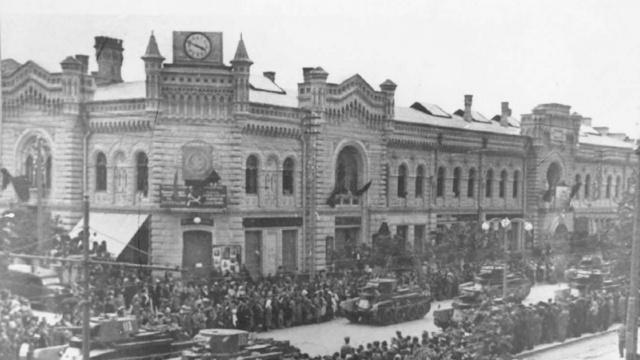 CHIȘINĂU 580 | Cine a devastat Chișinăul în timpul Războiului?