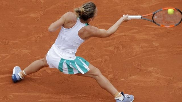 Simona Halep s-a calificat în optimile de finală ale turneului de la Cincinnati