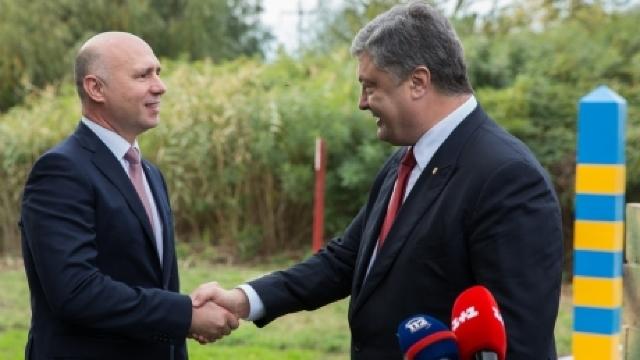 Lucrările de demarcare a graniței moldo-ucrainene vor intra într-o fază activă din iunie