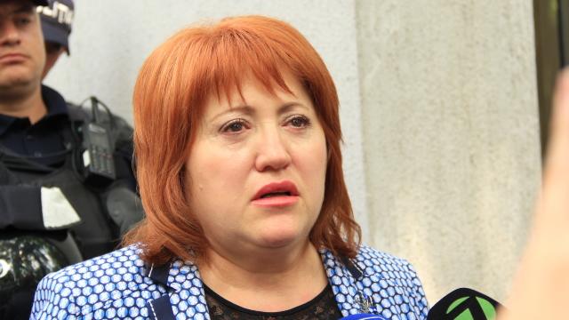 Domnica Manole a pierdut la Curtea Supremă de Justiție procesul împotriva CSM și a Procuraturii Generale