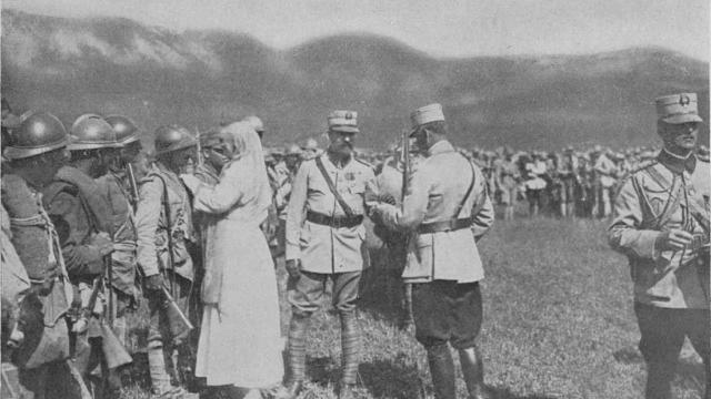 1917, anul premergător Marii Uniri: Bătălia de la Mărăști