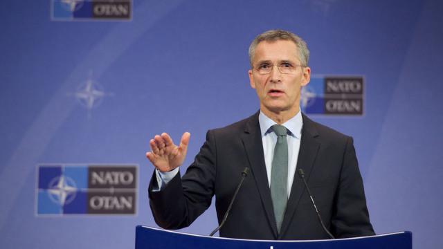 Stoltenberg spune că decizia privind Ierusalimul aparține Statelor Unite și nu implică NATO