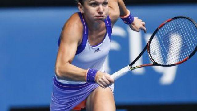 Simona Halep a fost nominalizată de WTA la titlul de jucătoarea lunii septembrie