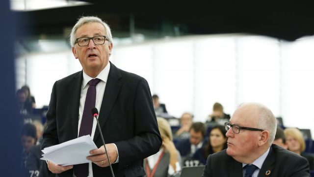 Juncker propune crearea unei agenții europene pentru securitatea cibernetică