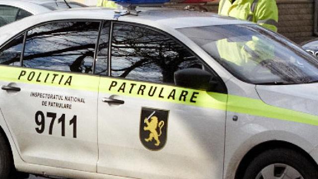 Un polițist a fost reținut pentru perceperea taxelor ilegale