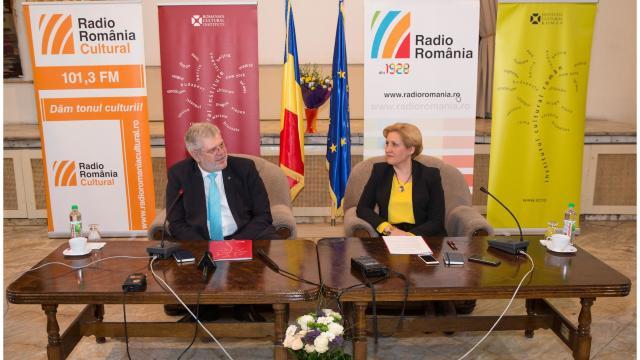 Protocol de colaborare Radio România - Institutul Cultural Român