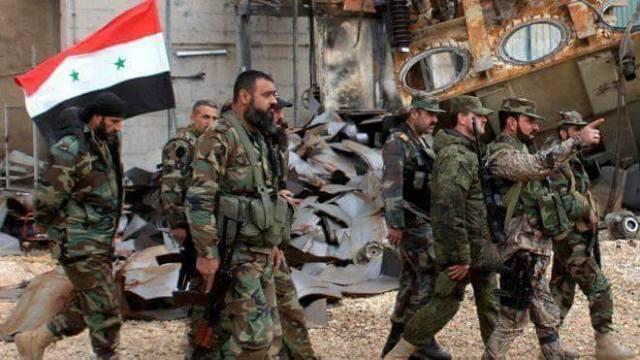 Armata siriană a reluat controlul asupra ultimului oraș important din provincia Homs