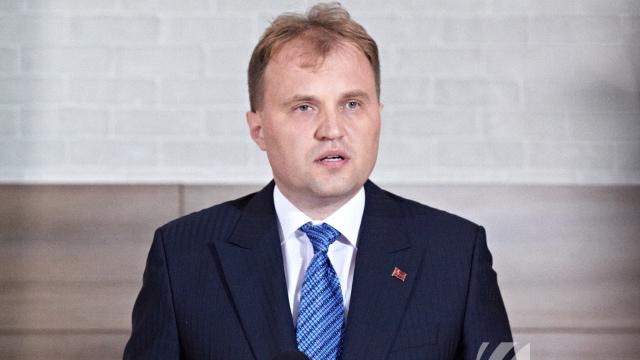 Dosar penal pentru tentativă de omor a fostului lider separatist, Evgheni Șevciuk, inițiat de Procuratura de la Chișinău