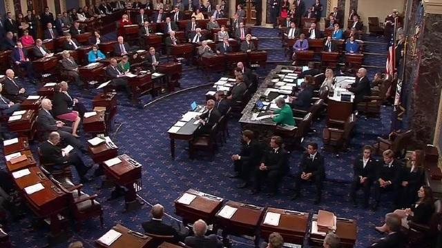 Senatul american a aprobat cu o majoritate covârșitoare noi sancțiuni împotriva Rusiei