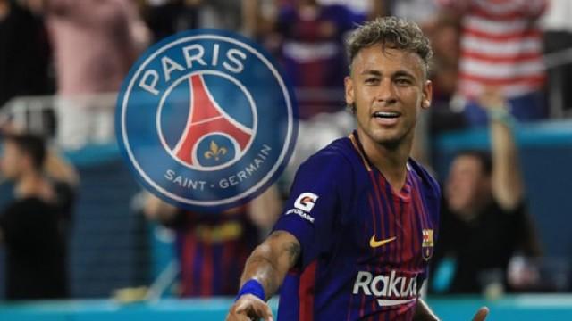 Neymar a semnat un contract pe cinci ani cu PSG