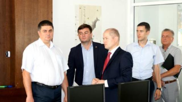 """Octavian Calmîc: """"Republica Moldova trebuie să-și mențină poziție de lider regional în domeniul tehnologiilor informaționale"""""""