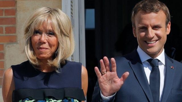 Emmanuel Macron, poreclit Jupiter, a cheltuit 26.000 de euro cu machiajul în trei luni, confirmă Elysée