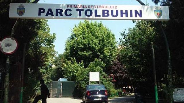 Imagini pentru redenumire a Parcului Tolbuhin