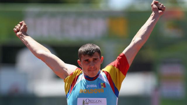 Atletism | Andrian Mardare a ratat calificarea în finala Campionatului Mondial din Londra