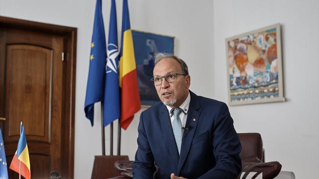 Daniel Ioniţă: România va rămâne necondiţionat alături de Republica Moldova