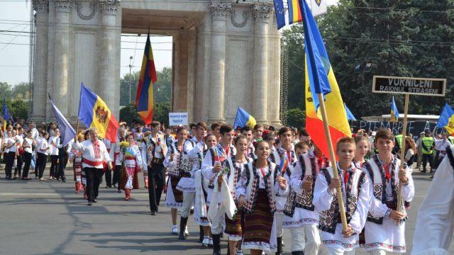 Programul evenimentelor dedicate Zilei Independenței