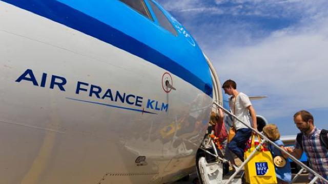 Decizia luată de Air France după ce o rachetă nord-coreeană a fost aproape să îi doboare un avion
