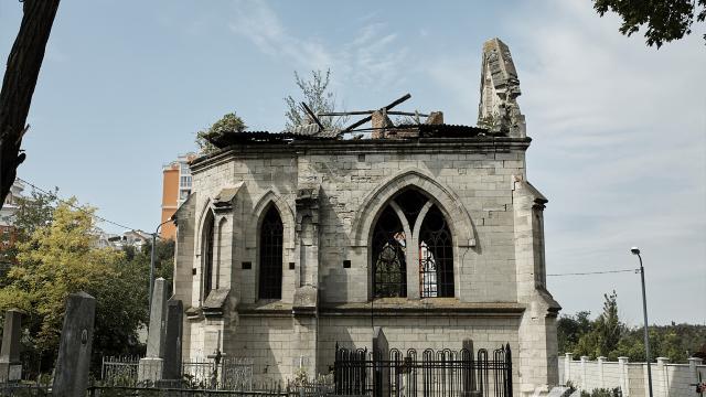 FOTO | Capela familiei Ohanovici din Cimitirul Catolic va fi restaurată