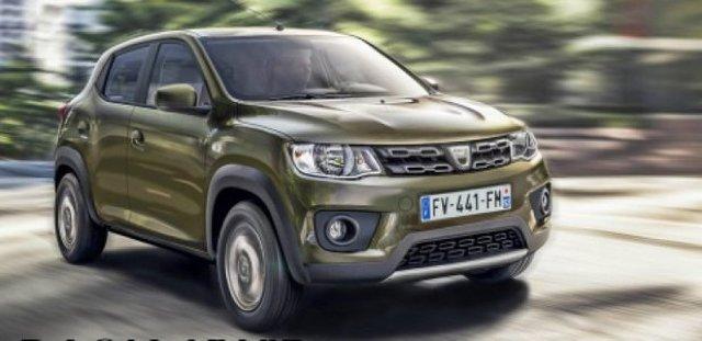 FOTO | Cum arată Dacia care va costa 3500 de euro
