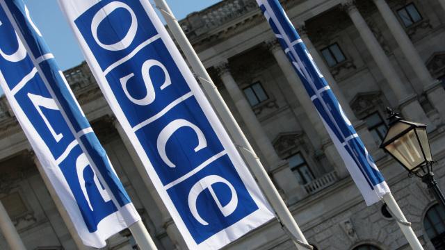 Andrei Galbur participă la reuniunea Consiliului Ministerial al OSCE, care se desfășoară la Viena