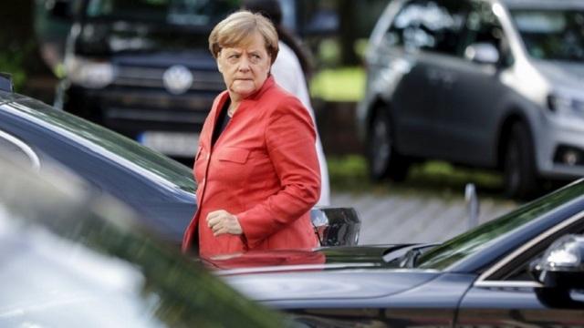 Atentat la Londra   Angela Merkel subliniază importanța continuării luptei împotriva terorismului islamist