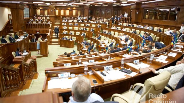 Proiect de lege privind securitatea informațională, pe ordinea de zi a Legislativului