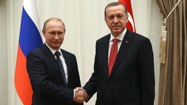 Acordul privind sistemele ruse de apărare aeriană, pe agenda discuțiilor dintre Erdogan și Putin la Moscova