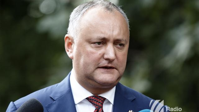 Igor Dodon a respins oficial candidatura lui Eugen Sturza la funcția de ministru al Apărării