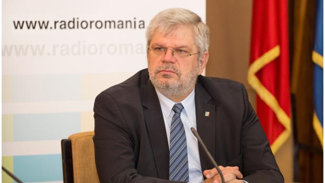 Georgică Severin este noul președinte director general al Societății Române de Radiodifuziune