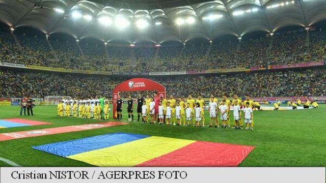 FOTO | România a învins greu Armenia, cu 1-0, în preliminariile CM 2018