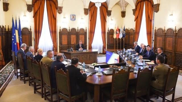 CSAT al României a aprobat participarea Armatei României, cu o capabilitate navală, la o misiune NATO