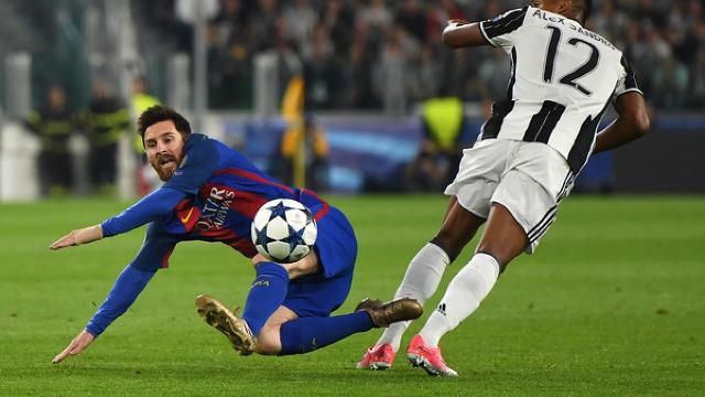 Liga Campionilor | FC Barcelona, victorie la scor de forfait cu Juventus