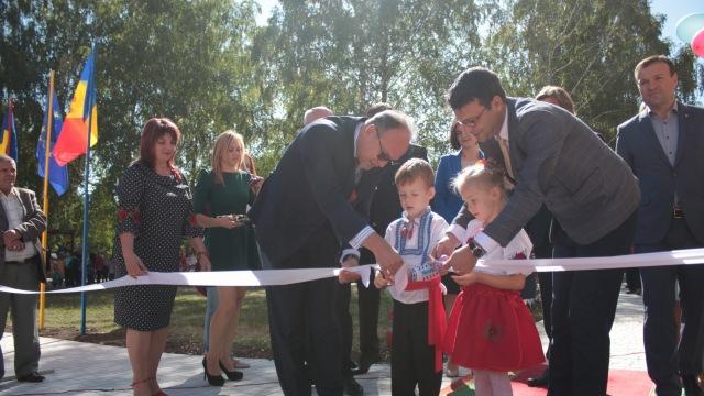 FOTO | Grădinița din Târnova, raionul Edineț, a fost renovată cu sprijinul financiar al Guvernului din România