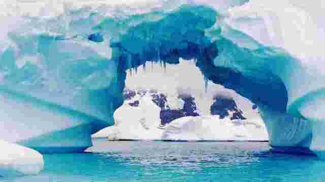 Forme de viață necunoscute ar putea trăi în peșterile din Antarctica