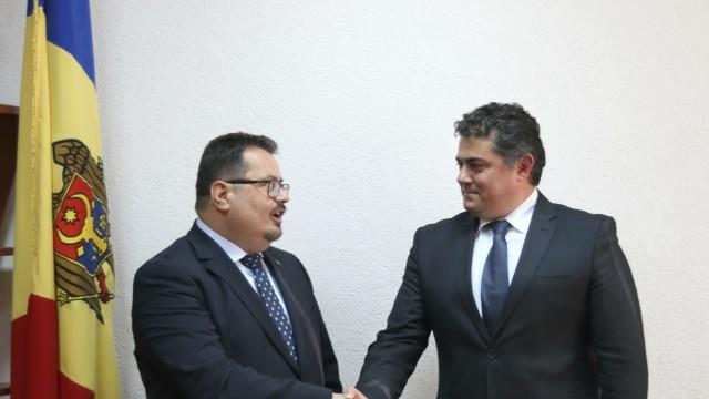 Noul ambasador al UE constată că R. Moldova a făcut progrese în implementarea Acordului de Asociere și DCFTA
