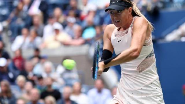 Șarapova a fost eliminată de la US Open