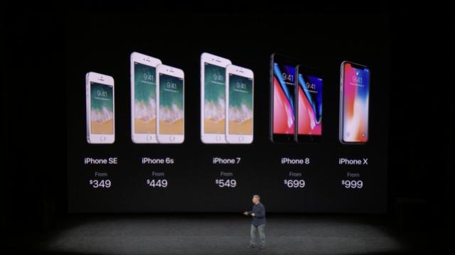 iPhone 8 şi iPhone X | Apple a lansat trei noi smartphone-uri. Caracteristicile tehnice, preţurile şi disponibilitatea