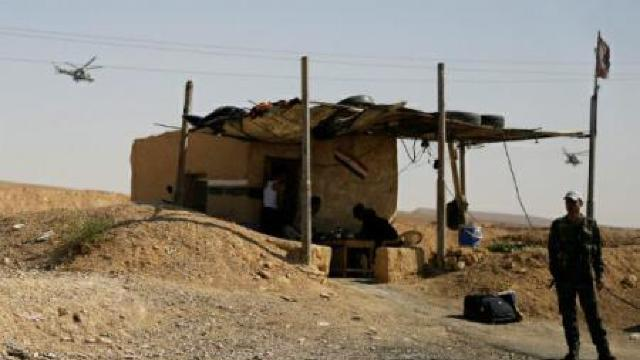 Siria | Anchetatori ai ONU asupra armelor chimice, în drum spre baza aeriană Shayrat